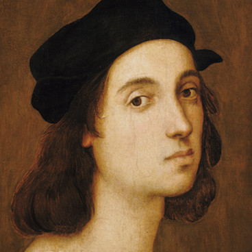 Raffaello Portreleri Erimtan Müzesi'nde