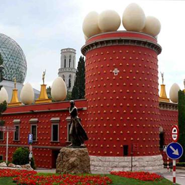 Çevrimiçi Tur: Salvador Dali Müzesi