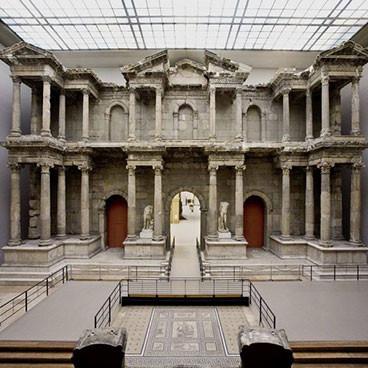 Çevrimiçi Tur: Pergamon Müzesi