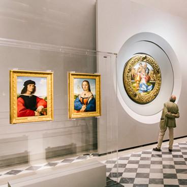 Çevrimiçi Tur: Uffizi Galerisi