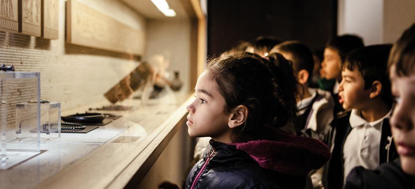 Askıda Müze Eğitimi Var! Projesi