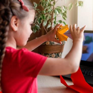 Çevrimiçi Çocuk Atölyesi